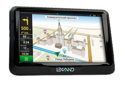 Навигатор LEXAND CD5 HD Click&Drive - фото 10892