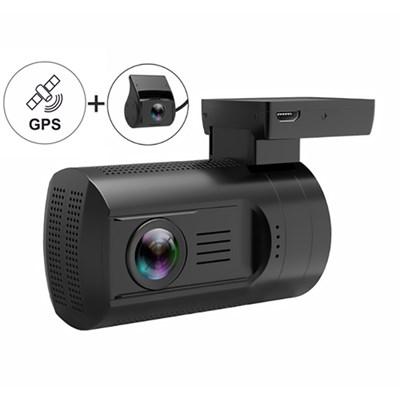 Видеорегистратор TrendVision Mini 2CH GPS - фото 11768