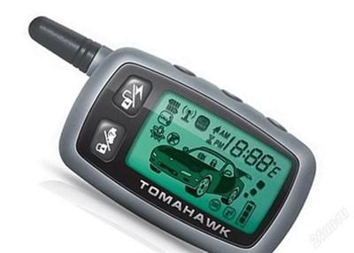 Брелок сигнализации TOMAHAWK TW-7100 - фото 12725