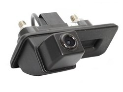 Камера #123 SKODA FABIA/ OCTAVIA/ ROOMSTER/ SUPERB/ YETI с ручкой багажника