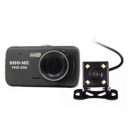 Видеорегистратор Sho-Me FHD650