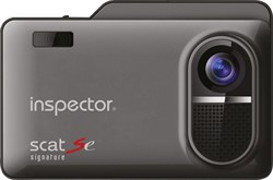 Видеорегистратор Inspector Scat SE Signature + eMap