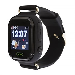 Умные часы Smart Kid Watch Q80 Black