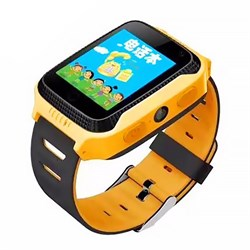 Умные часы Smart Kid Watch T529 GPS+ Yellow