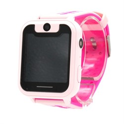 Умные часы Smart Kid Watch X Pink