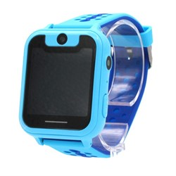 Умные часы Smart Kid Watch X Blue