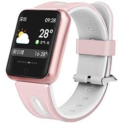 Фитнес-браслет Smart Bracelet P68 Pink
