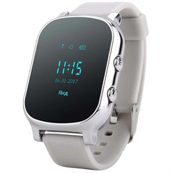 Умные часы Smart Kid Watch T58 Silver