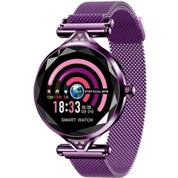 Фитнес-браслет Smart Bracelet H1 Purple