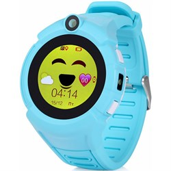 Умные часы Smart Kid Watch Q360 Blue