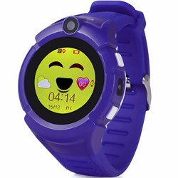 Умные часы Smart Kid Watch Q360 Purple
