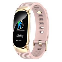 Фитнес-браслет Smart Bracelet QW16 Gold