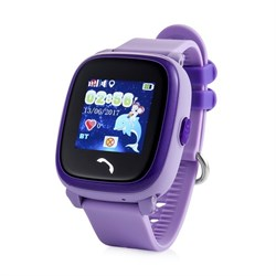 Умные часы Smart Kid Watch V59G Purple