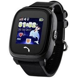 Умные часы Smart Kid Watch HW8S Black IP67