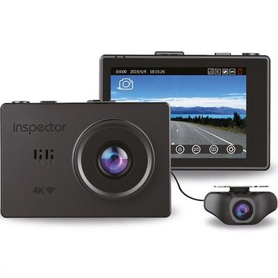 Видеорегистратор Inspector 4K Viva GPS - фото 15078