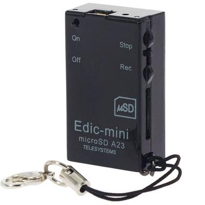 Диктофон Edic-mini MicroSD A23 - фото 15223