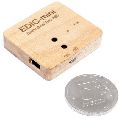 Диктофон Edic-mini TINY A60-300h - фото 15233