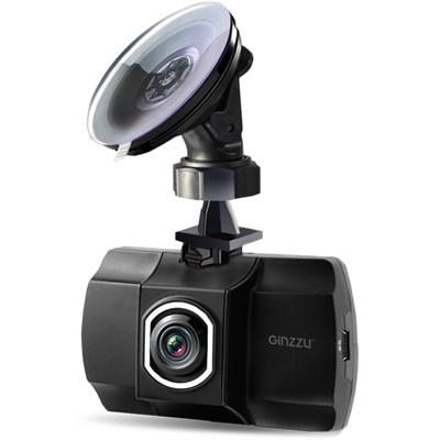 Видеорегистратор Ginzzu FX-801HD - фото 4708