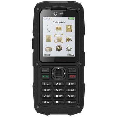 Мобильный телефон SENSEIT P210W, защищенный с беспроводной зарядкой - фото 15277