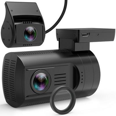 Видеорегистратор TrendVision Mini 4K Wi-Fi 2CH PRO - фото 15332