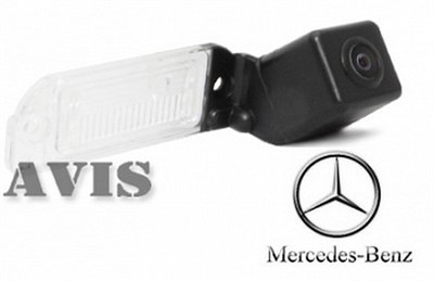 Камера #053 MERCEDES GL X164 (2006-2012) / ML W164 (2005-2011) / R-CLASS W251 (2005-...) - фото 5760