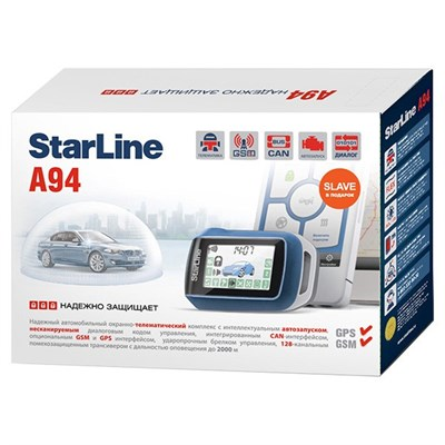 StarLine Twage A94 2CAN - фото 7150
