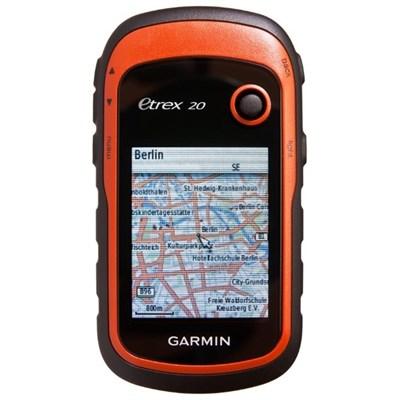 Навигатор Garmin eTrex 20X - фото 7662