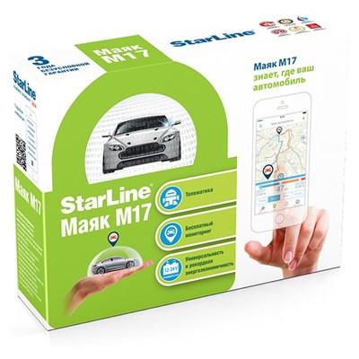 GPS-трекер StarLine M17 GPS/Глонасс - фото 7417
