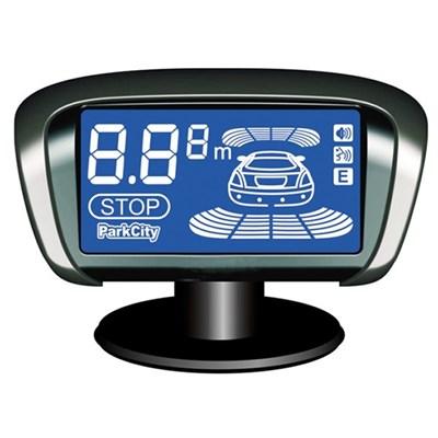 Парковочный радар ParkCity Paris 418/301 Silver - фото 7469