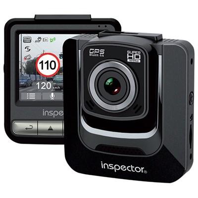 Видеорегистратор Inspector Tornado GPS - фото 7815