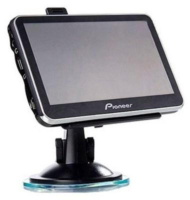 "Навигатор Pioneer GPS-551 5"" - фото 7911"