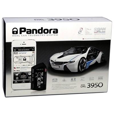 Автосигнализация Pandora DXL 3950 - фото 8368