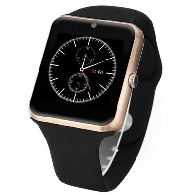 Смарт-часы Smart Watch Q7S Plus Gold - фото 10164