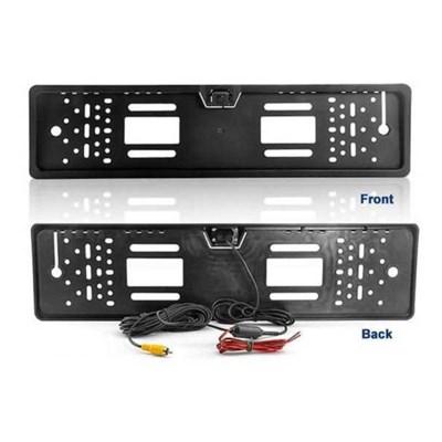 рамка для номера с камерой з/в и подсветкой камеры и номера - фото 10517