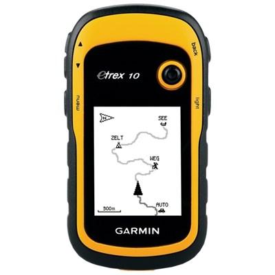 Навигатор Garmin eTrex 10 - фото 11067