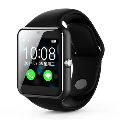 Смарт-часы Smart Watch Q7S Plus Black - фото 11202
