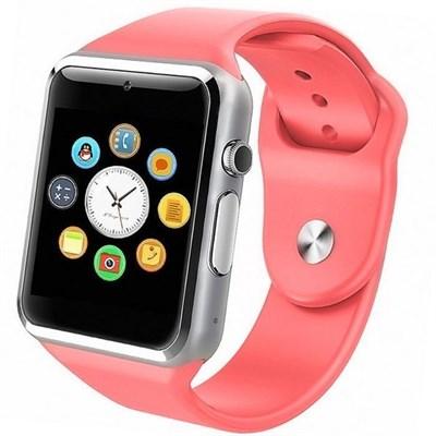 Умные часы Smart Watch A1 Pink - фото 11244