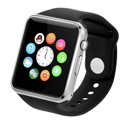 Смарт-часы Smart Watch A1 Silver - фото 11334