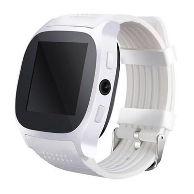 Смарт-часы Smart Watch T8 White - фото 11304