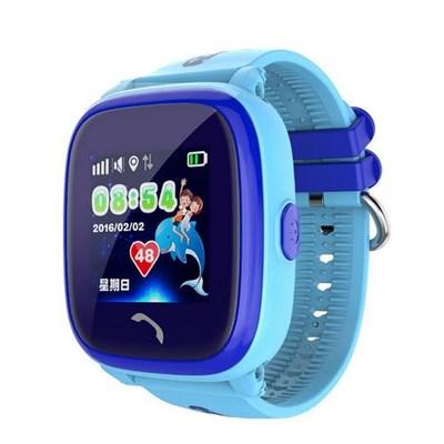 Умные часы Smart Kid Watch DF25G GPS+ Blue - фото 11309