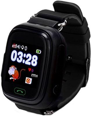 Умные часы Smart Kid Watch Q90 Black - фото 11324