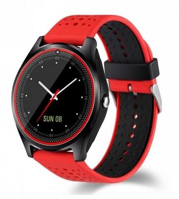 Умные часы Smart Watch Life V9 Red - фото 11332