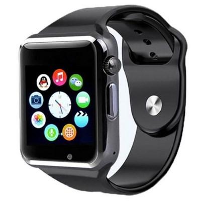 Смарт-часы Smart Watch A1 Black - фото 11339