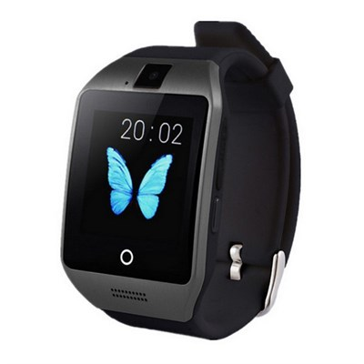 Смарт-часы Smart Watch T1 Black - фото 11380