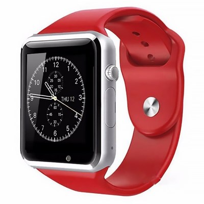 Смарт-часы Smart Watch A1 Red - фото 11420