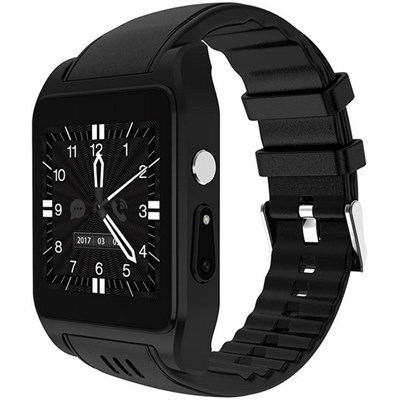 Смарт-часы Smart Watch X86 Black 4G - фото 11427