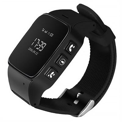 Умные часы Smart Kid Watch D99 Black - фото 11435