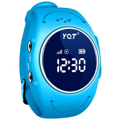 Умные часы Smart Kid Watch Q520S Blue - фото 11445