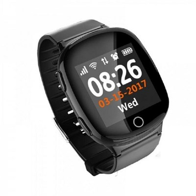 Умные часы Smart Watch D100 Black - фото 11450