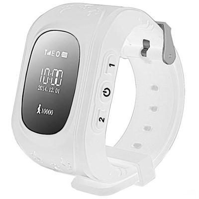 Умные часы Smart Kid Watch Q50 White - фото 11623
